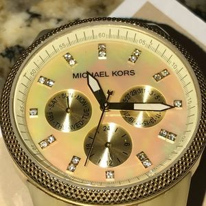 Authentic Micheal Kors watch MK5039